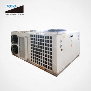 Commerciaux et Industriels emballés sur le toit de la climatisation avec récupération de chaleur libre brûleur à gaz de refroidissement de chauffage électrique Explosion-Proof du cycle économique