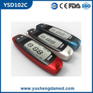 ブドウ糖テストのための血ブドウ糖メートルのデジタル血ブドウ糖メートル