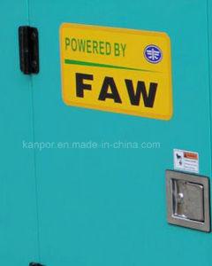 FAW-Xichai 16kw 24kw 30kw 40kw 48kw-200kw 260kw 300kw 320kwのディーゼル無声発電機ISO/Ce