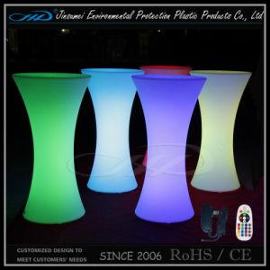 Colore di plastica ricaricabile che cambia la Tabella della barra di RGB LED