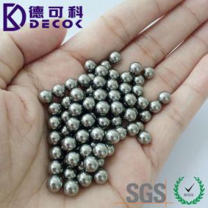 Sfera solida dell'acciaio inossidabile di alta precisione da vendere
