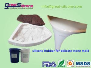 100: Un silicone dei 2 liquidi per la muffa concreta fragile del silicone