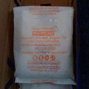 Het super Droge Deshydratiemiddel van de Container met het Hangen van Haak
