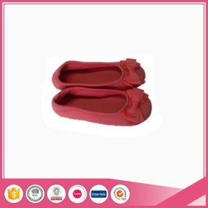 Eenvoudige Dame Indoor Slipper Ballerina Shoes