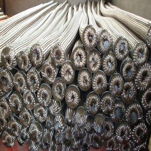 고품질을%s 가진 중국에 있는 스테인리스 고리 모양 물결 모양 관