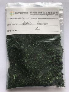 Основные зеленый 4 Malchite зеленый