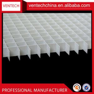 HVACシステム換気の正方形の卵の木枠の空気グリル