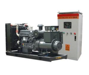 침묵하는 유형 최고 고요함 ATS 통제 대기 디젤 엔진 발전기 세트
