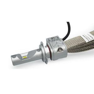 Phare à voiture LED Lampe au xénon 5s H7 50W 4000lm Canbus LED Kit de conversion de phare pour Phi-Lipss Éclairage LED remplacement 6000k Ampoule automatique
