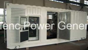 Kta38 1MW Cummins Dieselgenerator mit Marathon Wechselstrom-Drehstromgenerator