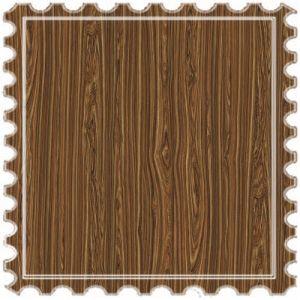 Pisos laminados de madera de teca de la Junta efectos para la pavimentación de tierra de interior