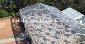 Transparante Tent van de Gebeurtenissen van de Partij van de Markttent van de Tentoonstelling van het Frame van het Aluminium van Afrika de Openlucht