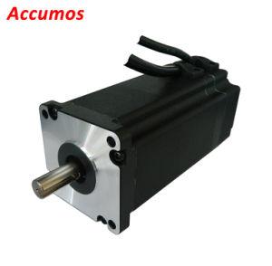60mm de baja Cogging Motor eléctrico DC sin escobillas (60 AES Series)