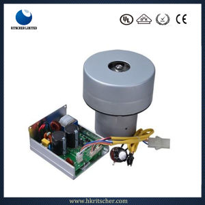Ventilador de 800W motor dc sin escobillas con sensor de aspiradora