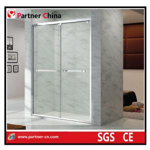 Nad 6122 Estrutura de aço inoxidável de 8 mm de chuveiro em vidro temperado Gabinete (NAD6122)