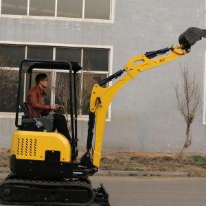 Mini escavatore idraulico del macchinario edile dell'escavatore