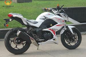 200cc, das Motorrad mit LED-Licht läuft