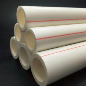 Tubo PPR compuesto de plástico para agua caliente/fría