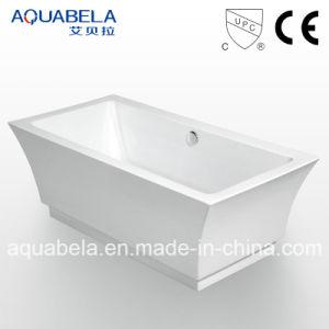 Cupc A Approuvé la Baignoire de Trempage Autonome Acrylique de Baquet Chaud (JL605)