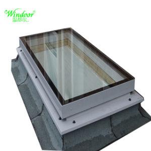 Ventana de pvc tragaluz de ahorro de energ a para el techo for Ventana en el techo
