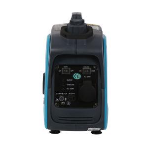 0.7kVA低いRpm携帯用力の電動機ガソリン発電機