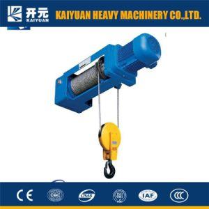 SGSが付いている有用で、安全なクレーン電気起重機