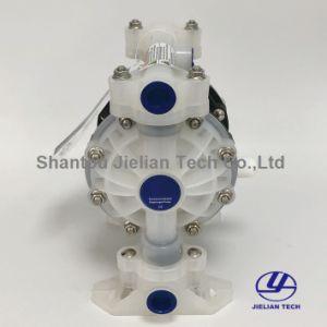 1/2 de material PP Bomba de membrana de PTFE Bml-15p forma doble caudal de líquido de la bomba de diafragma57L/min.