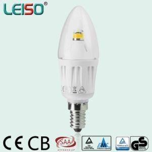 Chip CREE LED regulable Scob Luz de Vela (LS-B304-A/B)