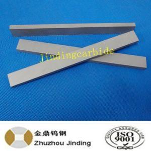 De gecementeerde Vlakke Staaf van het Carbide voor Scherpe die Hulpmiddelen in China worden gemaakt