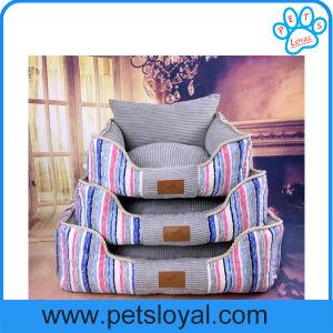 Amazon Ebay de suministro de productos pet lienzo suave cama Perro