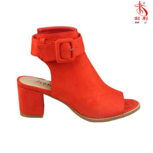 High-Heel Chaussures pour femmes, chaussures sexy Hot-Sale Lady sandales (HSA57)