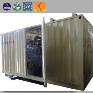 쉬운 시작 공장 공급 천연 가스 발전기 500kw