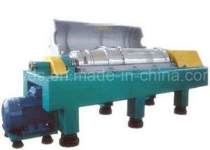 Осадка сточных вод методом центрифугирования сепарации масла