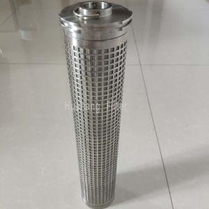 Het element van de de oliefilter van het roestvrij staal voor hydraulische pomppost