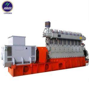 中国の石炭のガスエンジン20kw - 1500kw石炭ガスの発電機
