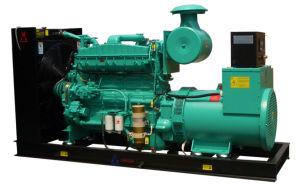 Комплект генератора силы 150kw топлива Googol тепловозный молчком