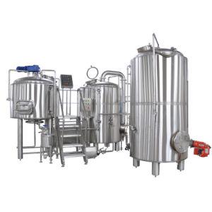 맥주 만들기를 위한 500L에 의하여 자동화되는 양조 장비