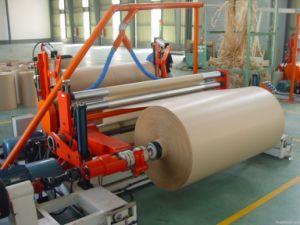 Kraft 서류상 기계 갈색 포장지 기계, 종이는 재생한다 (3200mm) 선을