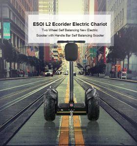2018 Nieuwste Zelf In evenwicht brengende Elektrische Autoped voor Verkoop