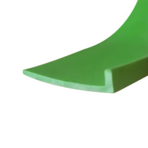 コーナーのカウンタートップのシート・メタルのL字型多彩なゴム製端のトリミングの保護
