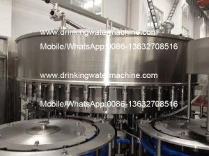 Machine d'embouteillage de l'eau de bouteilles PET (CGF18-18-6)