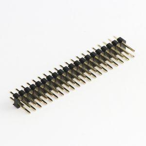 二重列の2.54mmピッチのすくいPinヘッダのコネクター