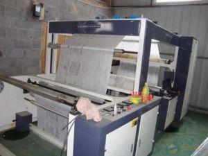 Desechables Non-Woven totalmente automática Máquina de planchar de tela para la venta