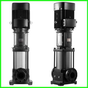 Multi-Stage verticale haute pression pompe centrifuge en acier inoxydable