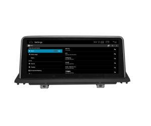 Lettore DVD Android anabbagliante 2013-2018 dell'automobile di BMW X5 /X6 10.25  Carplay