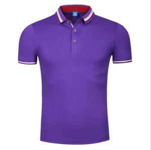 고품질 불쾌 면 주문 우연한 골프 남자의 폴로 셔츠