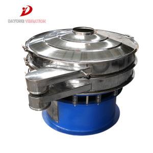 De cirkel Vibro Korrel die van het Zeefje/de Zeef van de Filter van de Bloem van de Rijst van het Roestvrij staal/Machine ziften