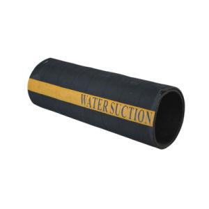 水吸引配達ホースの螺線形のサクションパイプの適用範囲が広いゴム製管