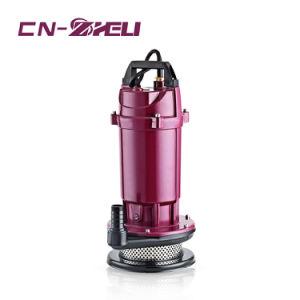 Qdx1.5-32-0.75 1HP de 32 m de alto precio de la bomba de agua sumergible de la cabeza de la India