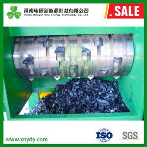 機械をリサイクルする二重シャフトの金属のシュレッダーのアルミ缶